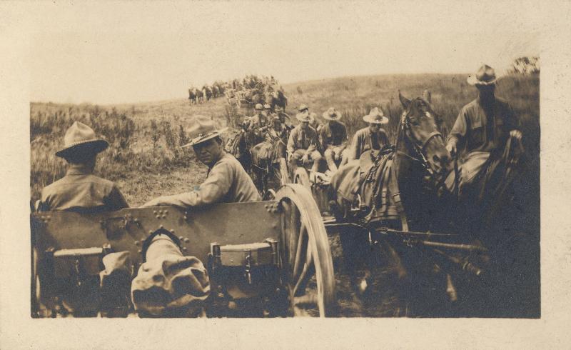 Artillery Training at Fort Benjamin Harrison [007PC28.62]