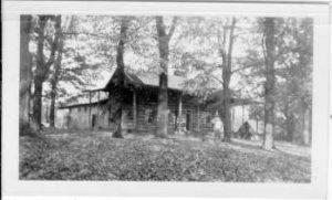 Glen Lilly (c. 1900s). BUCKNER FAMILY COLLECTION