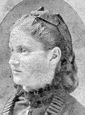 Lilly Buckner Belknap (1858-1893). INDIVIDUAL PHOTOS COLLECTION
