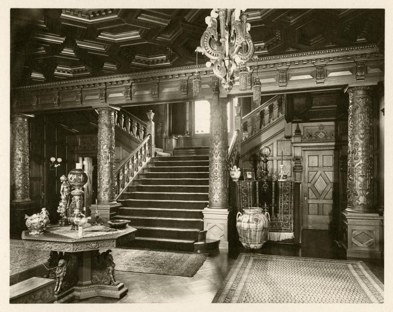 The Edwin Hite Ferguson Mansion   The Filson Historical Society