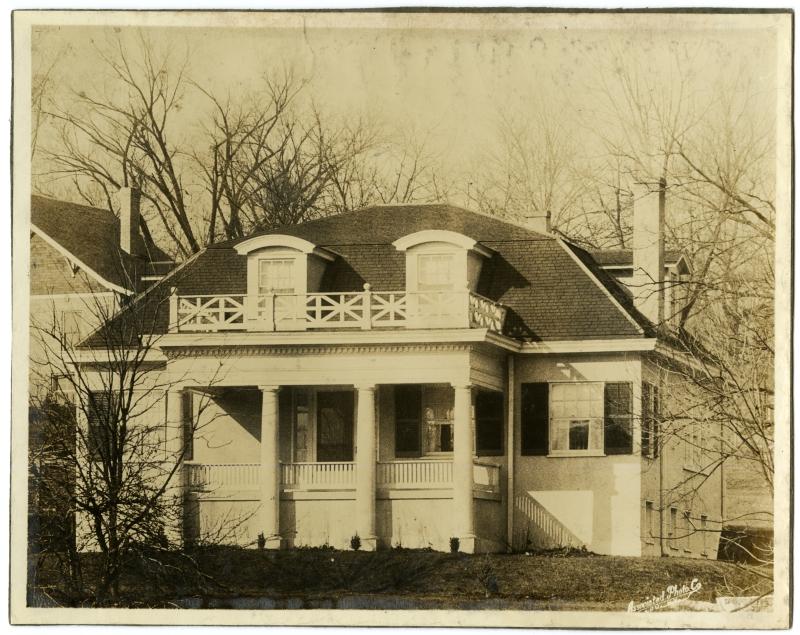 Residence of H. L. Willis [ARS-19]