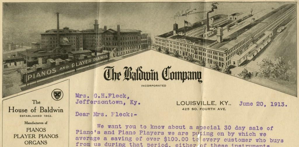 [C/B Baldwin Company]