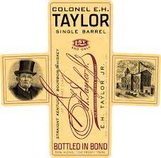 EH Taylor Labels