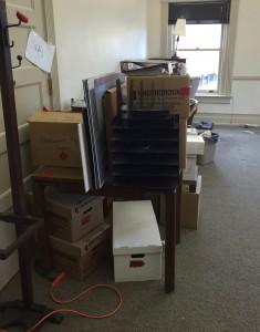 Development Office Move