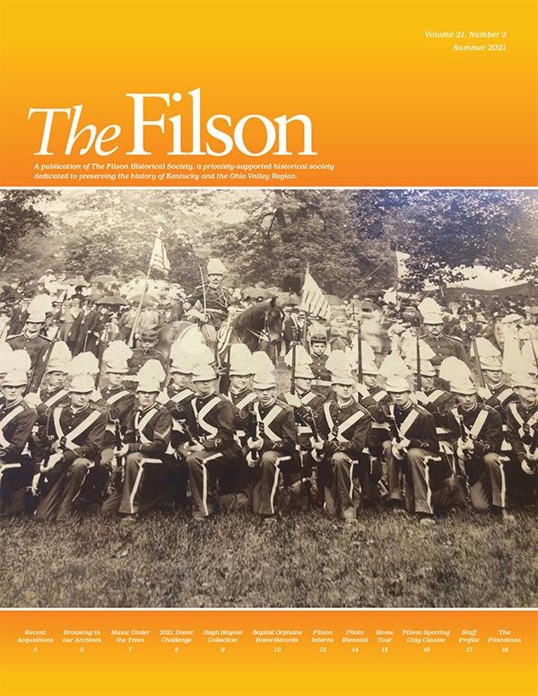 Filson News Mag Cover Summer 2021