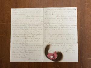 Thomas H. Morgan letter 14 April 1863