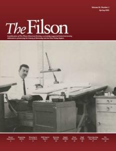 Filson News Mag Cover Spring 2021