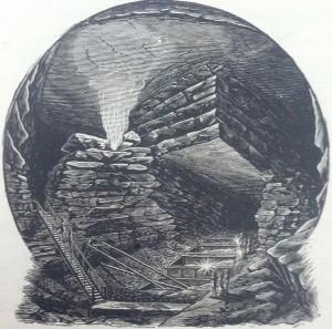 salt vats in mammoth cave
