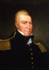 William Clark by Joseph H. Bush, ca. 1813. The Filson Historical Society