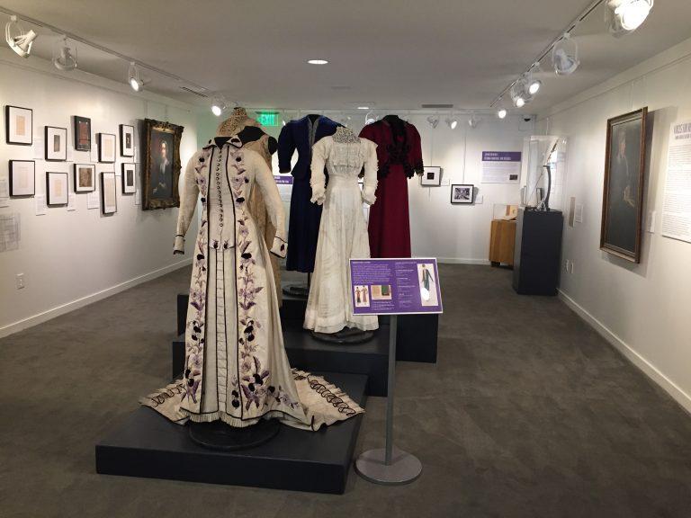 women at work exhibit