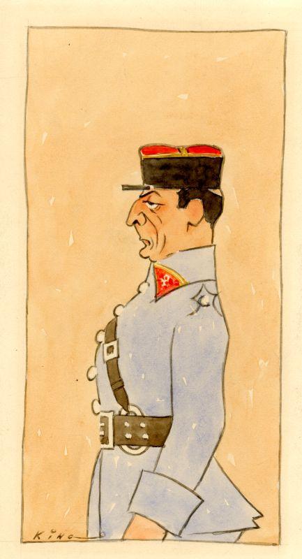 Lieutenant Adrien Florent [Mss. A K54 / 1]